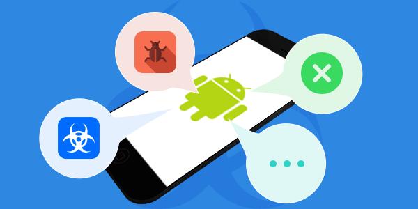 предотвратить вредоносное ПО на телефонах Android