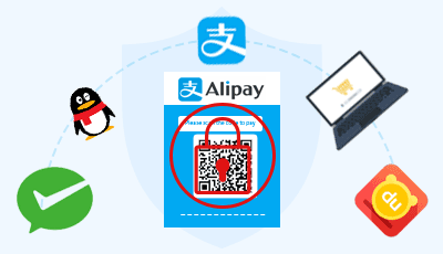 report the loss of alipay