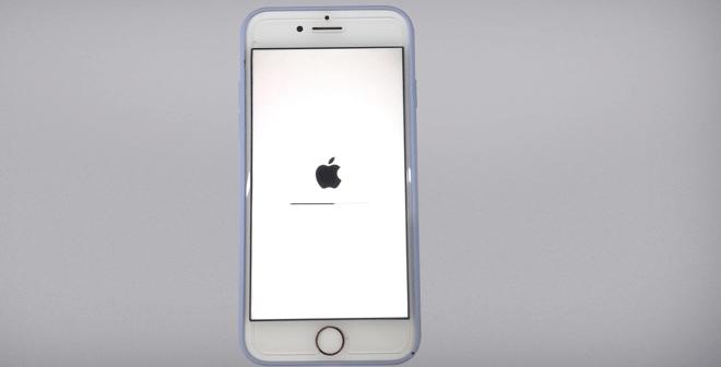 iPhone se está reiniciando