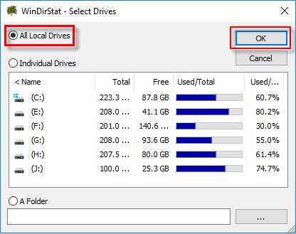 select drives