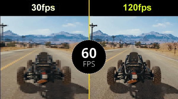 How much FPS do you really need to play computer games