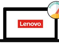 Lenovo laptop running slow