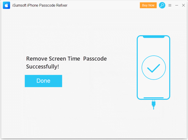 Remove forgotten screen time passcode from iOS 12 successfully