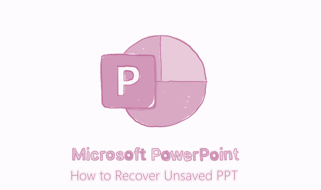 how to recover unsaved ppt