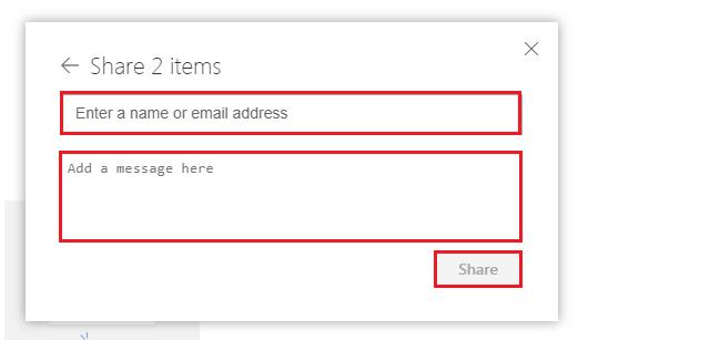 Introducir la dirección de correo electrónico