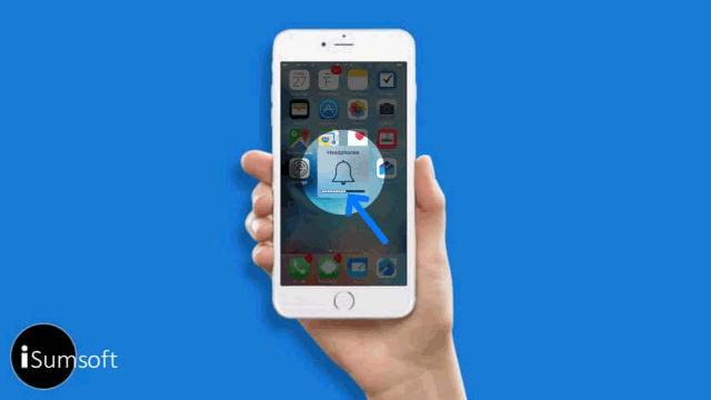 arreglar iPhone atascado en modo de auriculares